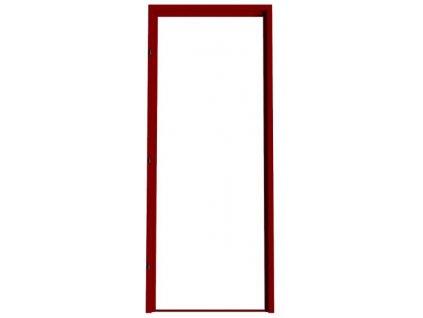 Ocelová zárubeň - šířka/profil/strana - 800/95/L