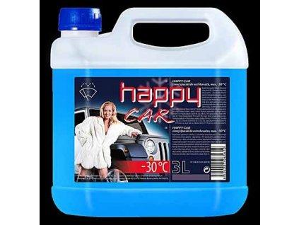HAPPY CAR zimní směs -30 °C 3 litrů PET