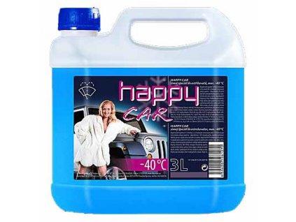 HAPPY CAR Zimní směs -40 °C 3 litrů PET