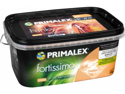 Primalex Fortissimo - color 3kg