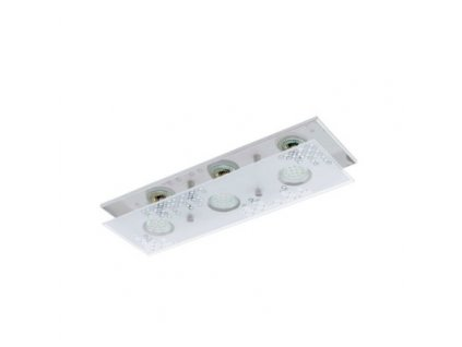 LED svítidlo EGLO - SATINERT - 3x 3 W