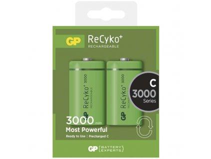Nabíjecí baterie GP ReCyko+ HR14 (C), krabička