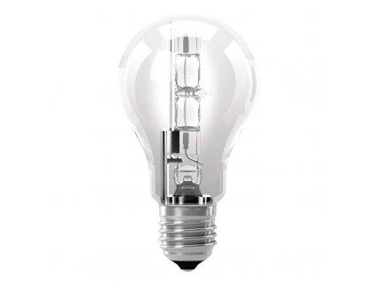 Halogenová žárovka ECO A60 105W E27 teplá bílá, stmívatelná