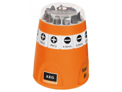 Sada bitů MAXI-BIT AEG - 10-dílů