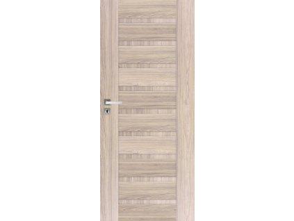Interiérové dveře INGE - Dub bělený ryf
