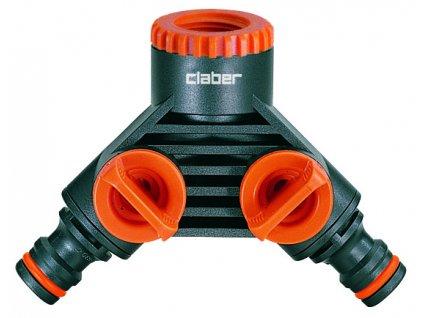 Claber 8598 - dvoukohoutkový nástavec