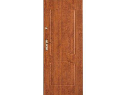 Bezpečnostní vchodové dveře do bytu - SOLID 1