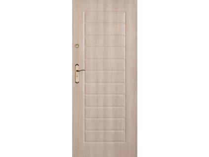 Bezpečnostní vchodové dveře do bytu - SOLID 18