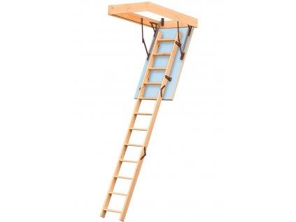Půdní schody RADEX Termo 120x70