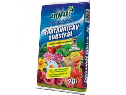 AGRO Zahradnický substrát 20 L