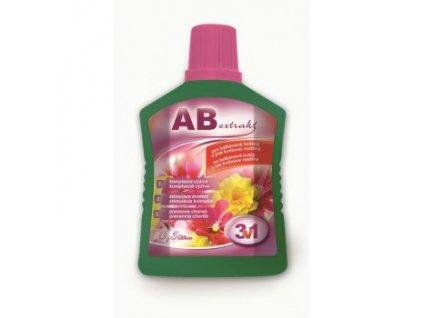 AB extra 3 v 1 výživa pro balkónové květiny 0,5 L