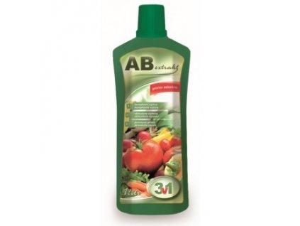 AB extra 3 v 1 výživa pro zeleninu 1 L