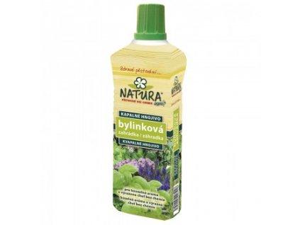NATURA Organické kapalné hnojivo bylinková zahrádka 0,5 L