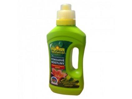FLORIA Kapalné hnojivo pro pokojové rostliny s účinkem proti smutnicím 0,5 l