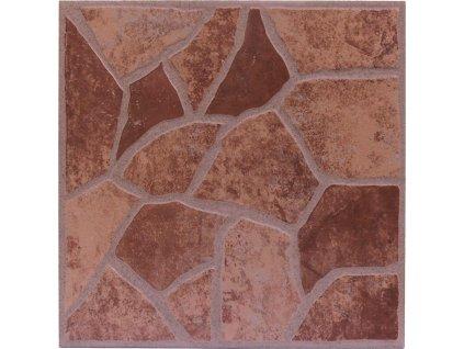 Dlažba DUBAI - RED 33x33 cm