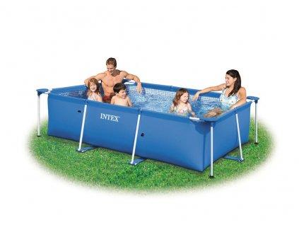 Bazén Florida 1,50x2,20x0,60 m bez přísl. - Intex 28270/58983