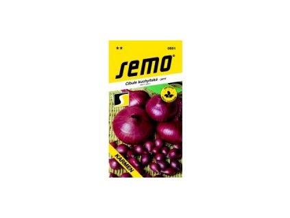 Cibule jarní - Karmen červená 2 g