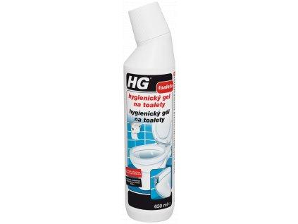 HG hygienický gel na toalety