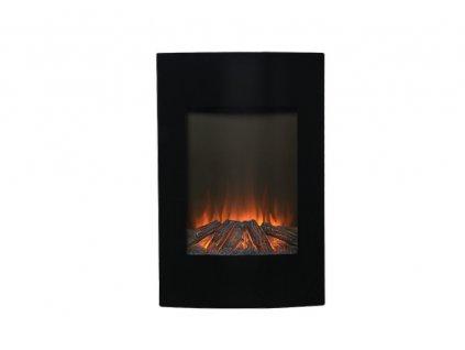 Elektrická krbová kamna  G21 FIRE LOFTY