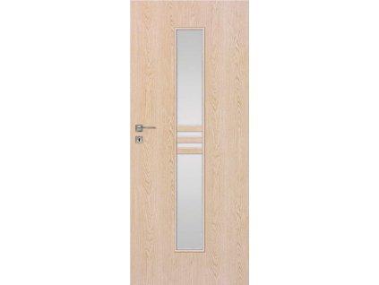 Interiérové dveře ASCADA 30 - Jilm bělený