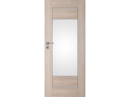 Interiérové dveře PREMIUM 3 - Dub bělený ryf