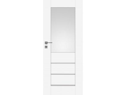 Interiérové dveře PREMIUM 2 - Bílé