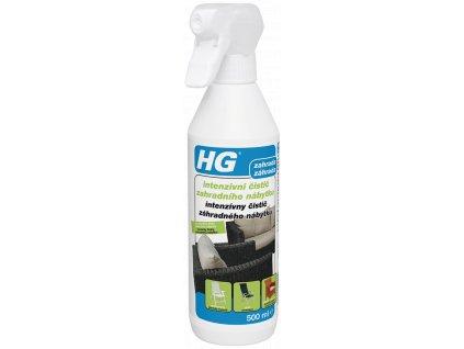 HG intenzivní čistič zahradního nábytku