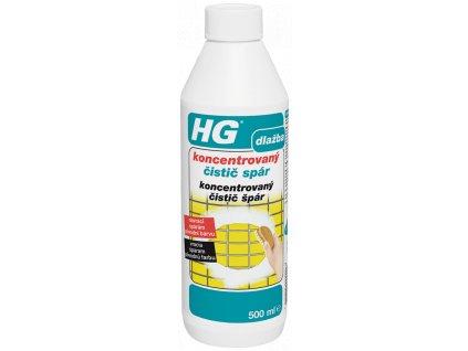 HG koncentrovaný čistič spár