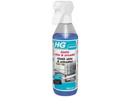 HG čistič skla & zrcadel