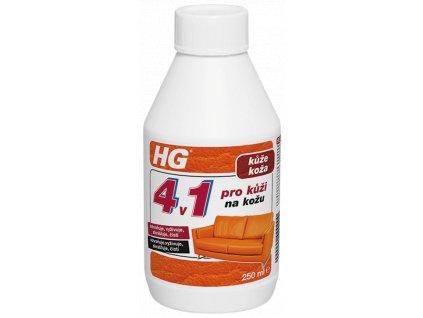 HG 4 v 1 pro kůži