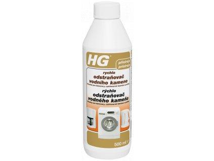 HG rychlo odstraňovač vodního kamene