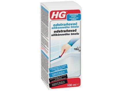 HG odstraňovač silikonového tmelu