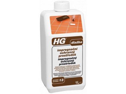 HG impregnační ochranný prostředek na dlažbu