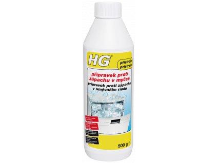 HG přípravek proti zápachu v myčce