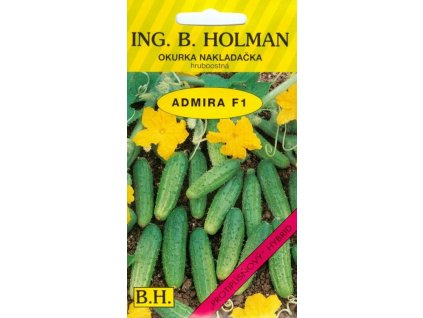 OKURKA NAKLÁDAČKA HOLMAN - ADMIRA F1 hruboostná / Cucumis sativus L.