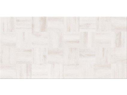 Cersanit PS 606 CREAM GLOSSY GEO 29,7 x 60 cm