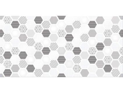 Cersanit Muzi multicolor inserto geo 29,7 x 60 CM