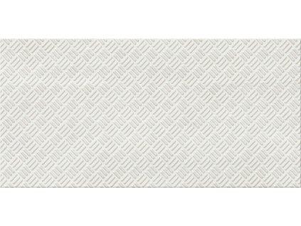Cersanit City light grey inserto Metal  29,7 x 60 cm