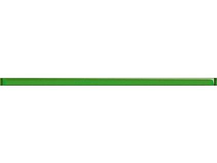 Cersanit Glass LIGHT GREEN BORDER sklenená listela 2 x 60 cm