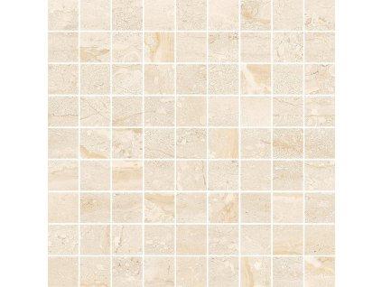 Cersanit Nanga krémová mozaika 29,7 x 29,7 cm