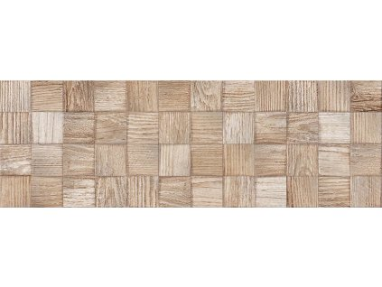 Cersanit FOREST SOUL STRUCTURE dekorační obklad 20 x 60 cm