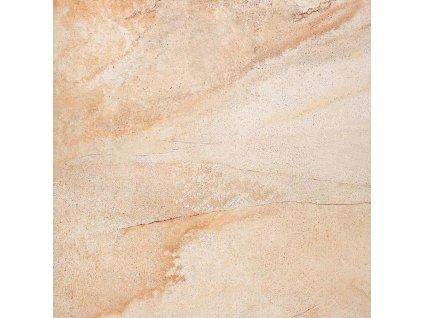 Opoczno Sahara beige lappato dlažba 59,3 x 59,3 cm