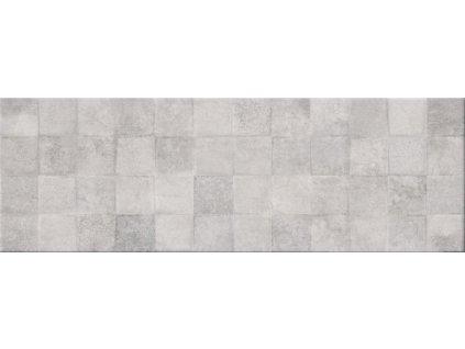 Cersanit CONCRETE STYLE STRUCTURE keramický obklad 20 x 60 cm