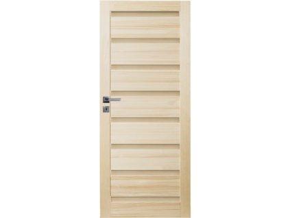 Interiérové dveře SYCYLIA Masiv - plné - 70 cm