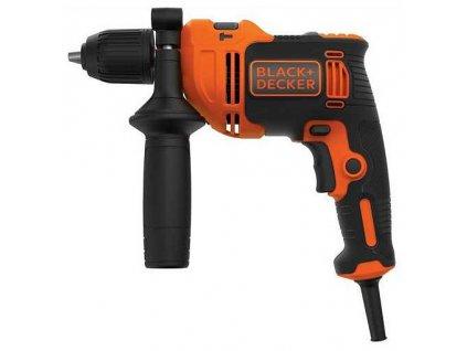 Black&Decker - příklepová vrtačka BEH710