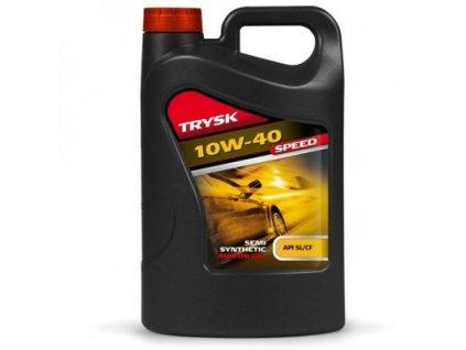 TRYSK 10W-40 SPEED - 4L - Motorový olej