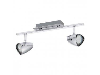 LED bodové svítidlo EGLO - CORBERA 93673 - GU10 - 2x3 W