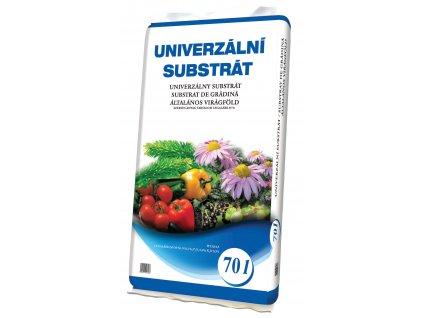 Zahradnický univerzální substrát 70 l