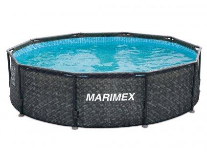 Bazén Florida 3,05x0,91 m bez příslušenství - motiv RATAN
