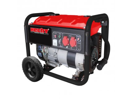 HECHT GG 3300W - jednofázový generátor elektřiny